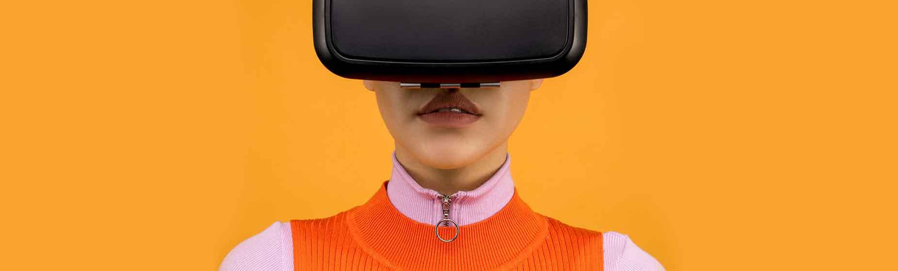 realtà virtuale e VR globalcosmesi