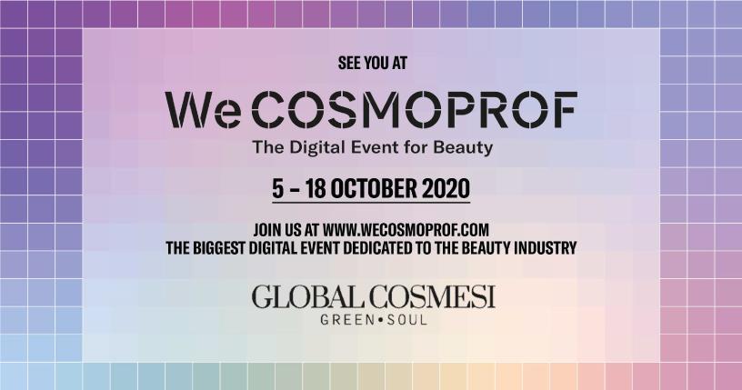wecosmoprof_2020_globalcosmesi